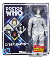 Dr Doctor Who Cyberleader Comic-Con Limited Edition of 3000 - Bif Bang Pow! NEW