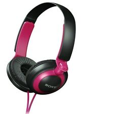 Sony MDR-XB200/P Extra Bass (XB) Headphones 30mm driver MDRXB200 Pink /GENUINE