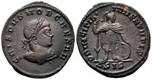 CRISPUS (320 AD) Very Rare Follis. Siscia #MA 8021