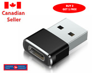 USB C Female to USB Male Adapter, Basesailor Type C to USB A Connector