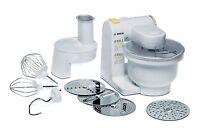Bosch MUM4427 food processor kitchen multifunction machine white
