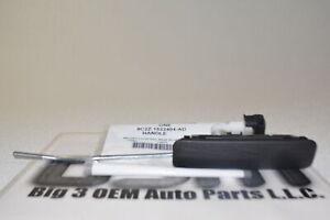 Ford E-150 E250 E-350 Outside RH Side Door Handle Black new OEM 8C2Z-1522404-AD