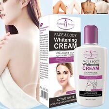 Beauty Face Body Whitening Cream Fast For Dark Skin Bleaching Knee Elbow Leg Arm