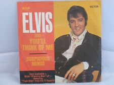 Elvis Presley ‎– Suspicious Minds / You'll Think Of Me    RCA Victor ‎– 47-9764
