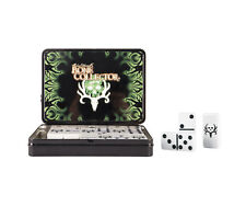Bone Collector Domino Tin Gift Set AGT1018 Kids Adults Browing Mossy Oak Game