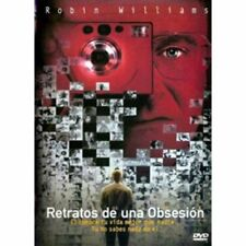 RETRATOS DE UNA OBSESION -ROBIN WILLIAMS - [DVD]