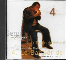 CD album: Compilation: Serge reggiani G. 4 Le Barbier de Belleville. Polydor. Z