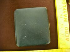 New listing Antique Military Flag Officer Leather Cigarette Case