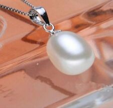 Unbranded White Natural Fine Necklaces & Pendants