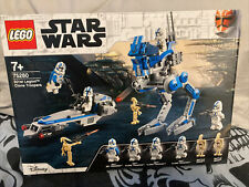 LEGO (75280)Star Wars 501st Legion Clone Troopers - Brand New Sealed