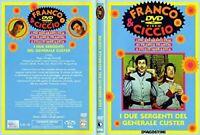 I Due Sergenti Del Generale Custer [Editoriale DeAgostini] - DVD DL002018