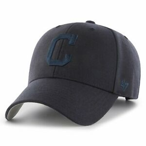 47 Brand Relaxed Fit Cap - MLB Cleveland Indians navy