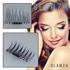 Magnetic Eyelashes Magnet Eye Lashes 6D 3D False Reusable Natural Extension Lash