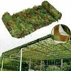 DE Military Camouflage Jagd Tarnnetz Armee Army Tarnung Camo Hunter Army Net