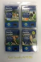 PetSafe Gentle Leader Headcollar harness Black Blue Red Fawn S M L XL