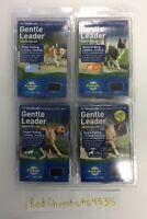 PetSafe Gentle Leader Headcollar harness Black Blue Red Fawn S M L XL