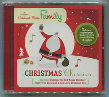 VARIOUS ARTISTS * CHRISTMAS CLASSICS * 10 TRACKS * CD * NEW & SEALED