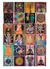 Tapestry Wall HangingBob Marley, Mandala, Shiva, Kali, Buddha, Ganesha, Hippie