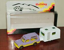 Matchbox Superfast Matra & Caravan Twin Pack Set BULGARIA Holiday Issue 1982