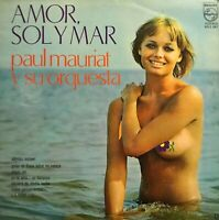 Paul Mauriat Orchestra Cheesecake Sexy Teen Censored Cover lp Easy Listening