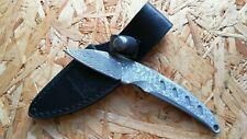 Puma TEC Gürtelmesser Damast-Messer Damastmesser Jagdmesser 71 Lagen 269405