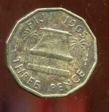 FIDJI    3   three pence  1965