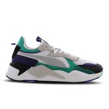 Mens PUMA RS-X TECH Black/Violet Trainers 369329 07