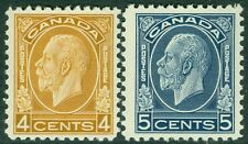 EDW1949SELL : CANADA 1932 Scott #198-99 Both VF-XF, Mint NH stamps. Cat $128