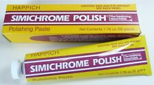 SIMICHROME POLISH and BAKELITE TESTER 50gm tube