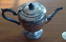 Vintage Retro Coffee Pot Crusader EPNS