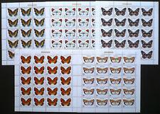 20 x Ruanda Rwanda 1978 Mi. 977-81 ** MNH (5 Werte) Schmetterlinge Butterfly