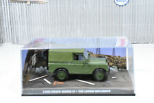 James Bond 007 - THE LIVING DAYLIGHTS Land Rover Series 111