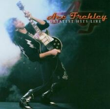 Frehley Ace - Greatest Hits Live NEW CD