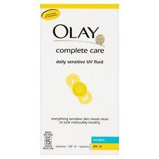 Olay SPF 15 Essentials Complete Care Daily UV Moisturiser Lotion Sensitive - ...