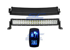"20"" 22 120w Radius CREE Light UTV Switch Polaris RZR RZR4 XP1000 XP900 Harness"