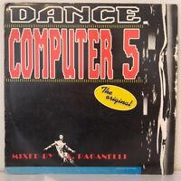 "Various – Dance Computer 5 (Vinyl, 12"", Maxi 33 Tours)"