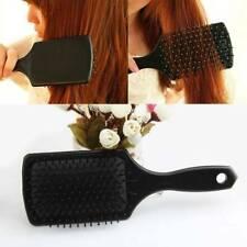 Large Professional Paddle Hair Brush Comb Massage Cushion Hairbrush·
