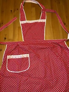 Kitchen aprons, 100% cotton, different patterns available, made in Italy