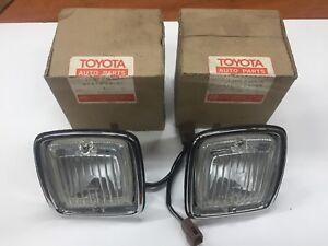 Toyota Toyota Cressida Corona Mark II (X30, X40) 1976-1980 Clearance Lamps NOS