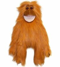 New Orangutan Funky Monkey 22 Inch Hand Puppet by The Puppet Company