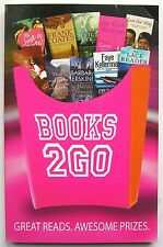 BOOKS 2GO FICTION EXCERPTS OF BOOKS NOVELS STORIES PAPERBACK **Free Shipping**