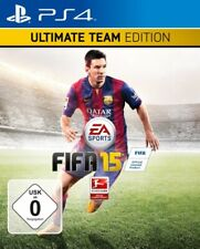 PS4 / Sony Playstation 4 Spiel - FIFA 15 #Ultimate Team Edition DE NEU & OVP
