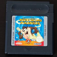 Tazmanian Devil: Munching Madness (Nintendo GameBoy Color) - European Cartridge