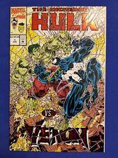 The Incredible Hulk vs. Venom #1 w/Red Foil -- VF+