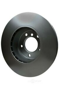 Disc Brake Rotor-Hella Pagid - High Carbon and Fully Coated Front Hella-PAGID