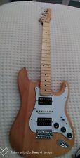 Fender strat stratocaster guitar project