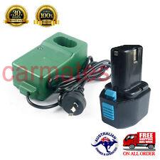 Battery 6V 3.0Ah For Unimac Gas34 Fuel cell Gas Framing Nail Gun Nailer+Charger