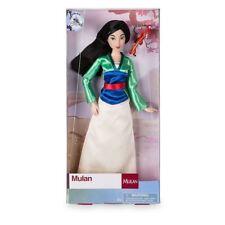 Disney Mulan Classic Doll with Mushu Figure  12 Inch NEW 3+