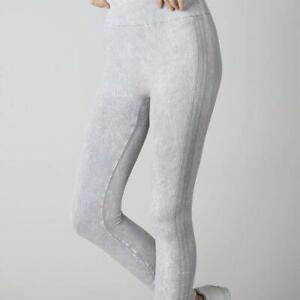 Nikibiki Side Lined Leggings Vintage Cool Gray