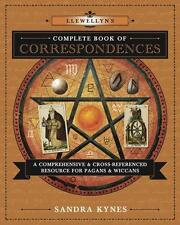Llewellyn's Complete Book of Correspondences!